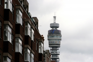 BT Tower Londyn