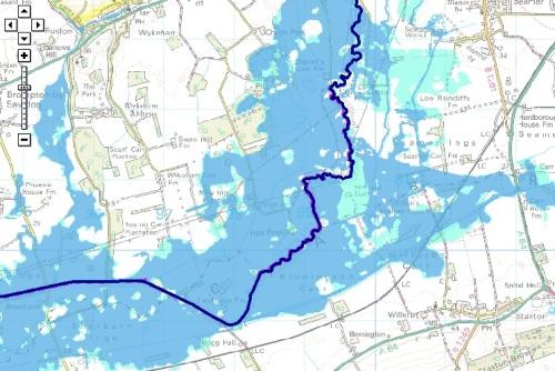 Co zrobić, by nie kupić domu w Anglii w okolicy zagrożonej powodziami?