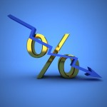 Nastąpił coroczny spadek cen domów w UK