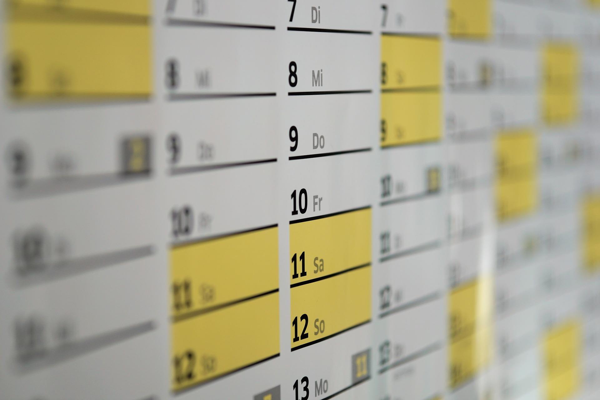 Jak ustalić datę przekazania kluczy